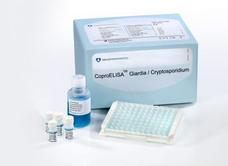 Giardia and cryptosporidium antigen panel, Supplies -